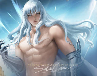 Griffith nsfw preview by sakimichan