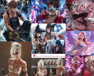 Term 94 Summary /nsfw/psd/video/tutorial/yuri by sakimichan