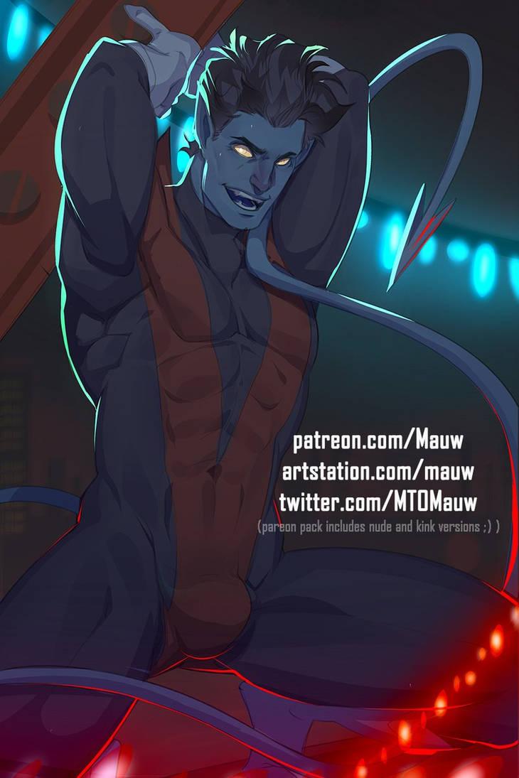 Nightcrawly by Mauw-than-one