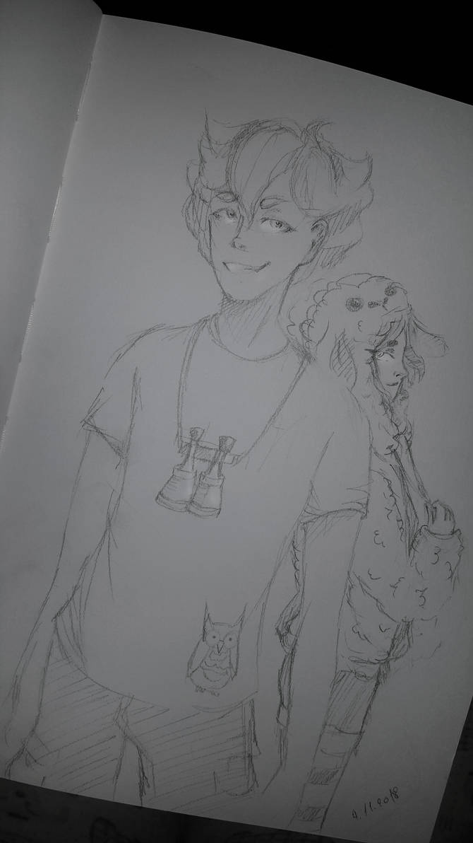 Alma and Apor *request* by jhasthedeathnote