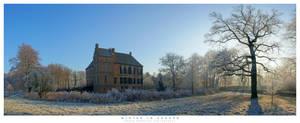 Frozen Castle by gabba74