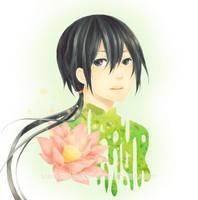 APH - Lotus Grace by sleii