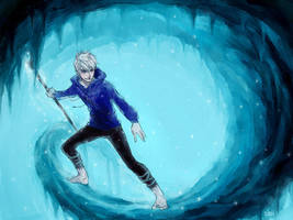 Meet Jack Frost by sleii
