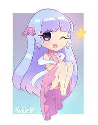 Luna-rii Request by LovelyMerlise