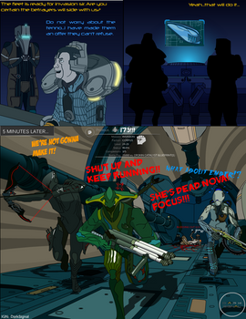 Warframe: One of those missions by VictorEchoNovember