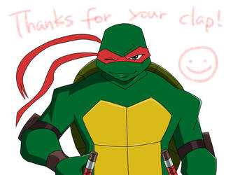 Clap your hands2 +Raphael+ by roy-tailor