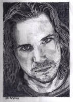 Ralph Fiennes by shuckaby