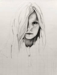 WIP: Beautiful Lena in Graphite by shuckaby