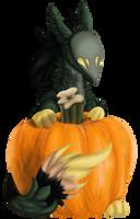 Halloween Embers by Mucka33