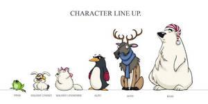 Critter Chorus by Sandora