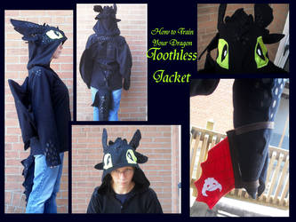 Toothless Jacket by methuselah-alchemist