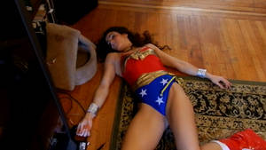 Wonder Woman defeated by Gameovergirls4life