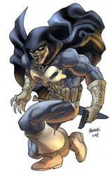 Grimstone as drawn by Gilbert Monsanto by REZcat