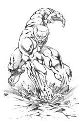 Grindstone as drawn by Florentino Cuevas by REZcat