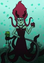 Jean, la bruja de los mares by Neyebur