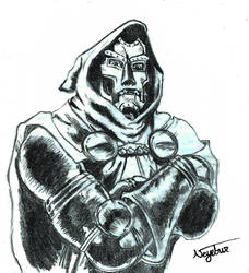 Doctor Doom by Neyebur