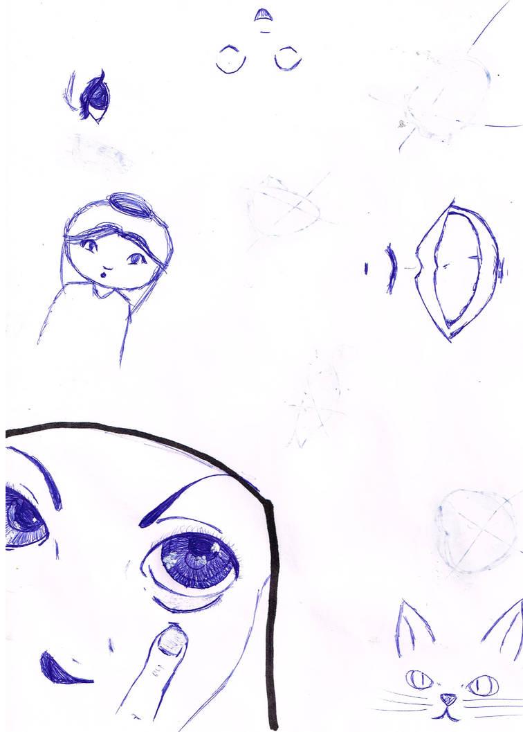 Doodles1 by MindlessAngel