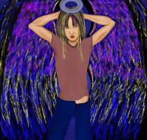 DarkAngel_shirt by MindlessAngel