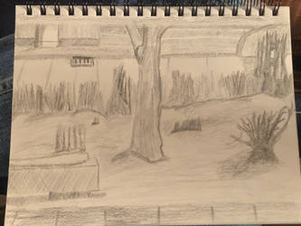 Quick landscape by kirbo86