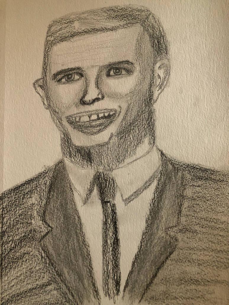 Portrait study  by kirbo86