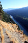 Canada - Fraser Canyon II by puppeteerHH