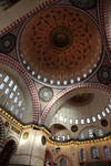 Istanbul - Suleymaniye Camii I by puppeteerHH