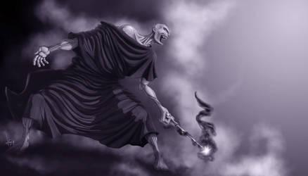 Voldemort by jucari
