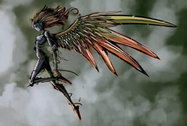 Angel by jucari