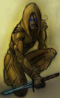 Fremen Sketch by jucari
