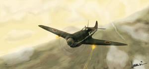 Spitfire by jucari