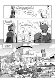 PRINCESS GUARD PROLOGUE PAGE17 by AngriestAngryArtist