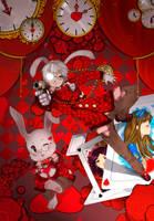 the white rabbit by anabeldamaso