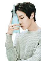 Hoseok (J-Hope BTS) [Render] PNG by Angelicapark
