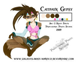Captain Gypsy by Artistic-Castaway