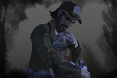 The Walking Dead - I Thought You Were Dead by jakest123