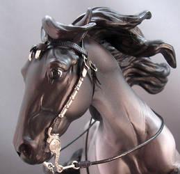 1:9 scale Western bridle by silverdragon76
