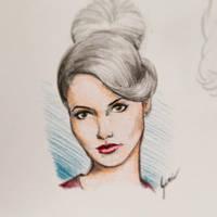 Sketch by girib