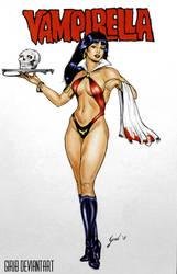 -Vampirella - by girib