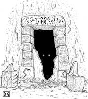 dungeon by Thurirl