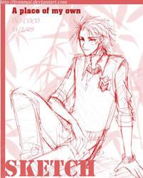Sketch : COCO by tranmai