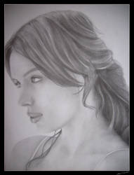 Irina Shayk by Marco-R