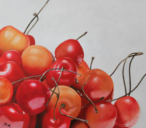 Cherry Wall by Marco-R