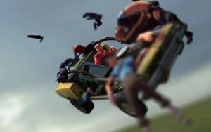 Team Fortress 2 Wallpaper by sunlitsix