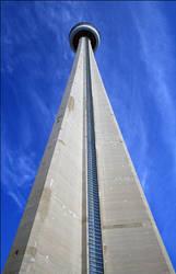 CN Tower by sunlitsix