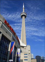 Rogers Centre by sunlitsix