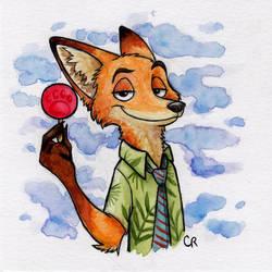 Nick by tee-kyrin