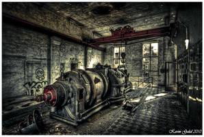 The Steam Turbine by kimoz