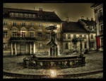 The Fountain by kimoz