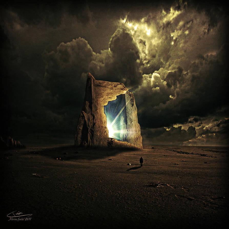The Portal Of My Dreams by kimoz