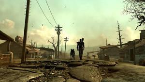 Fallout Desktop by timnomonin